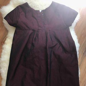 Bbr girl dress size 7 y
